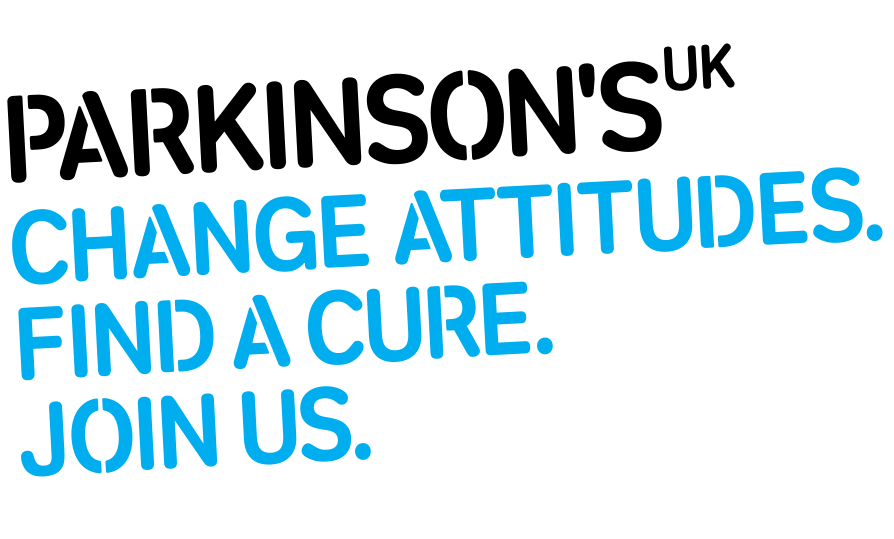 Parkinson's UK. Change Attitudes. Find a cure. Join us.